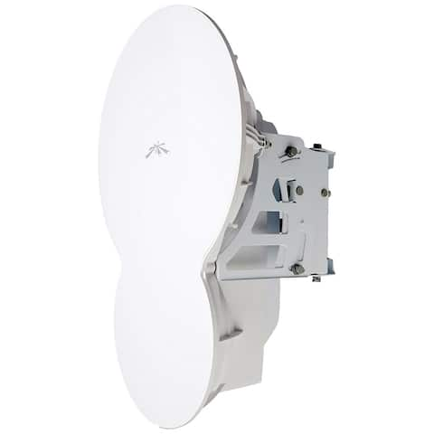 Ubiquiti 24GHz airFiber Point-to-Point 1.4 plus Gbps Radio 24GHz airFiber Point-to-Point Radio