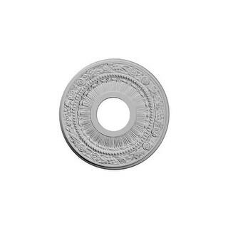 "Ekena Millwork CM12NA 12.125"" Wide Nadia Ceiling Medallion"