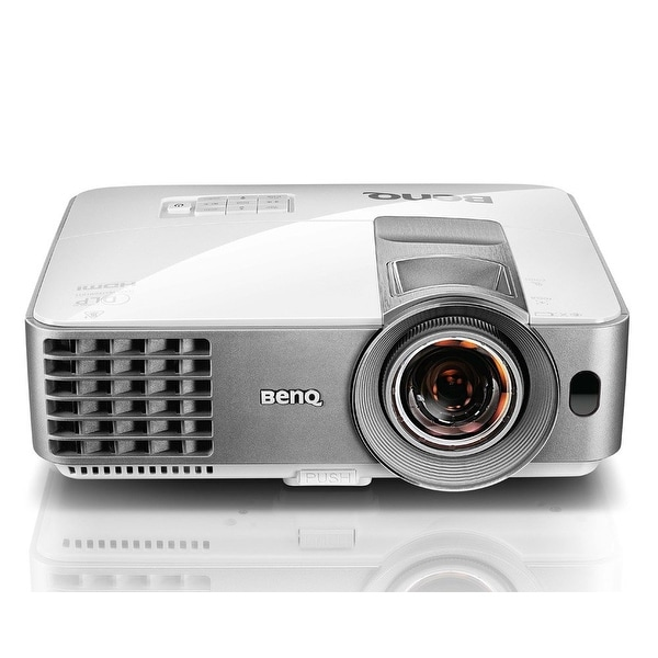 Benq Mw632st 3200-Lumen Wxga Short-Throw Dlp Projector