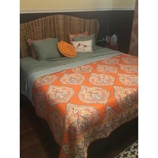 The Curated Nomad La Boheme 5-piece Quilt Set