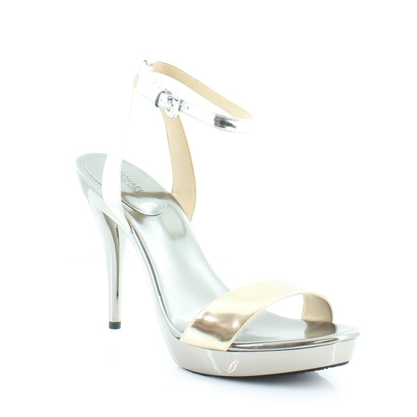 Michael Kors Catarina Sandal Women's Sandals & Flip Flops Pl Gold/Silv