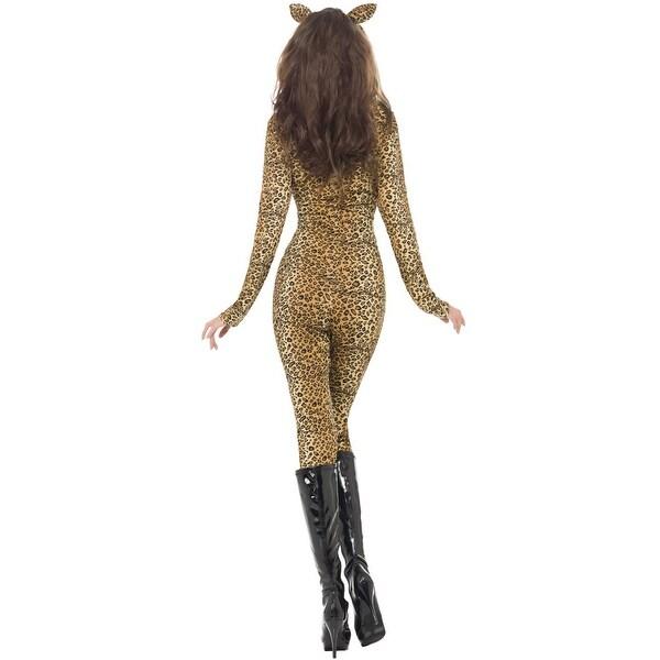 Fever Leopard Adult Costume