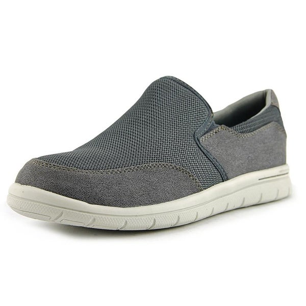 Dockers Antigua Men Round Toe Synthetic Gray Loafer