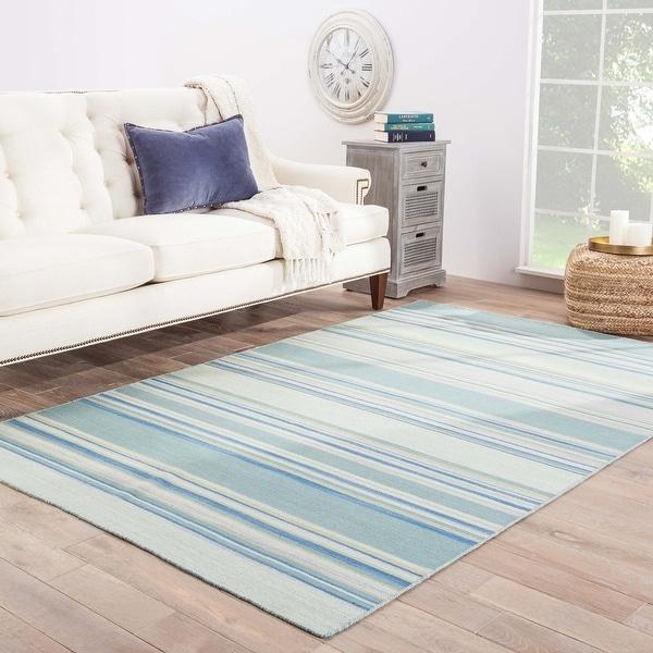 Camden Handmade Stripe Area Rug