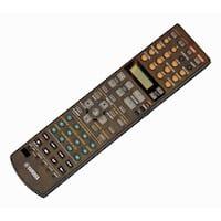 OEM Yamaha Remote Control Originally Shipped With: HTR6190, HTR-6190, RXV1800, RX-V1800, RXV1800BL, RX-V1800BL
