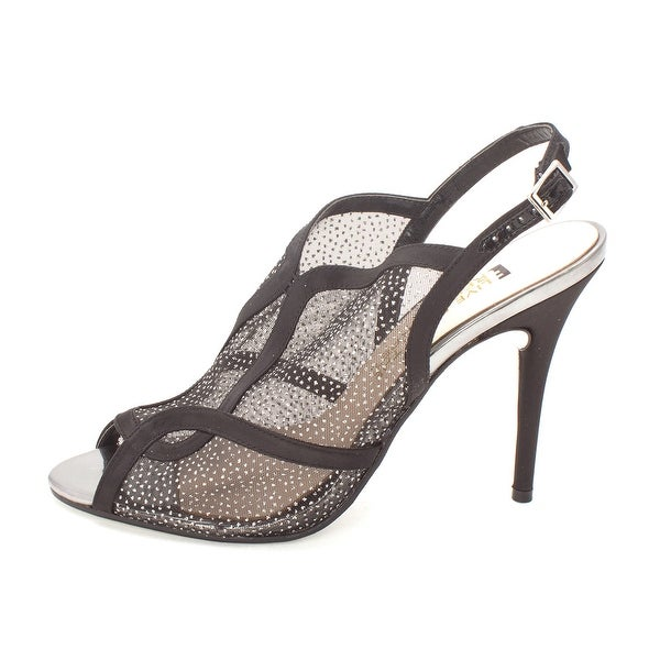 E! Live From The Red Carpet Women's Fiona Slingback Sandals - 10
