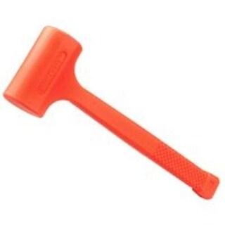 Mintcraft HB-DBM01 Dead Blow Hammer 2 lbs, Orange