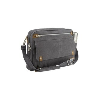 Travelon Men's Anti-Theft Heritage Messenger Bag