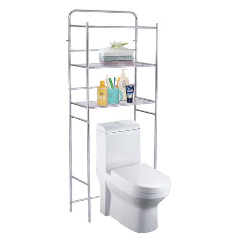 Buy Bathroom Organization Shelving Online At Overstock Our Best