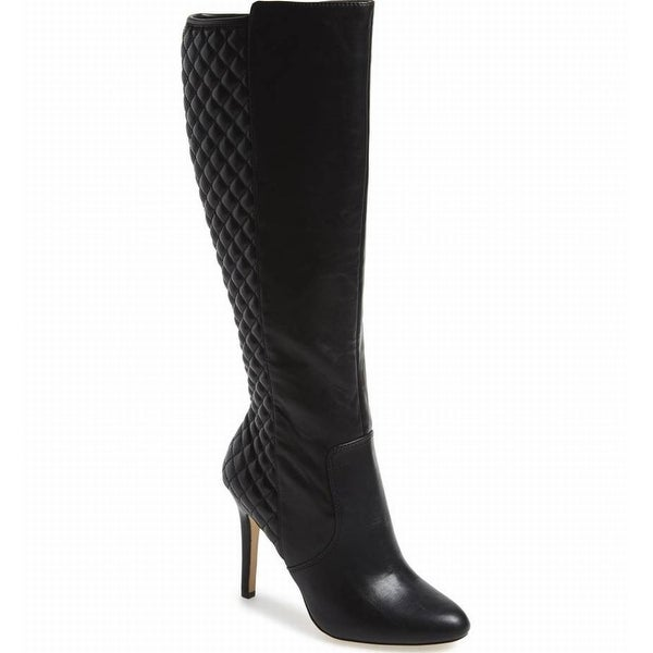 BCBG Generation NEW Black Women's Shoes Size 4M Beasly Knee-High Boot