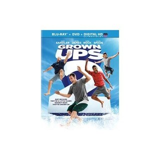 GROWN UPS 2 (BLU-RAY/DVD COMBO/ULTRA VIOLET/DOL DIG 5.1/ENG/FREN-PARIS)