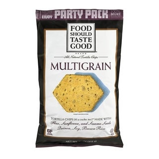 Food Should Taste Good - Multigrain Tortilla Chips ( 12 - 11 oz bags)