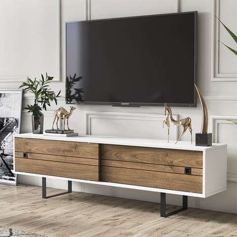 """Fiona 70"""" TV Stand for TVs up to 75"""" - 71 inches"""