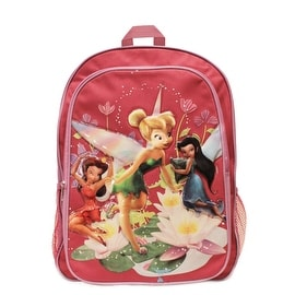 Disney Fairies Large Pink Backpack