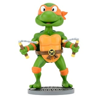 "Teenage Mutant Ninja Turtles 6.5"" Head Knocker: Michelangelo - multi"