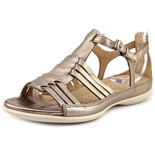 Ecco Flash Hurache Open Toe Leather Gladiator Sandal