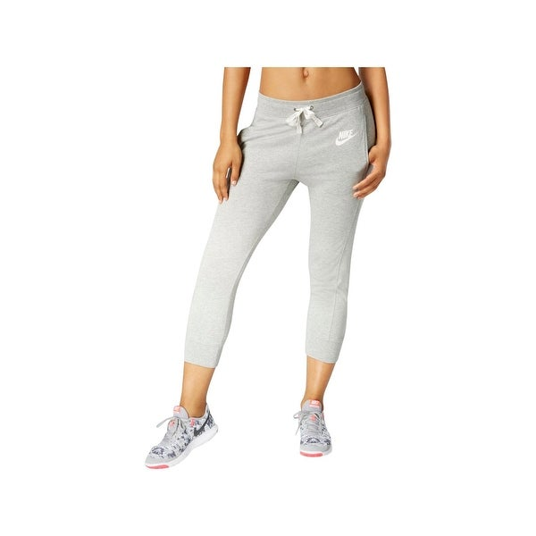 dd267811616f8 Shop Nike Womens Capri Pants Fitness Yoga - L - Free Shipping On Orders  Over $45 - Overstock - 22675763