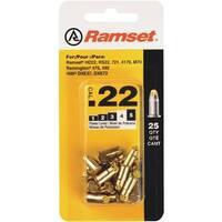 ITW Brands 25Pk .22 Yellow Loads 50077 Unit: EACH