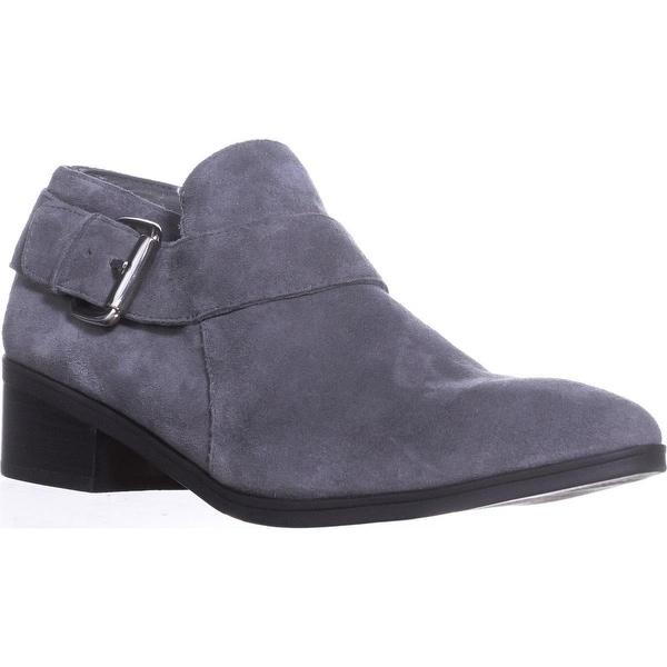 Bella Vita Hadley Ankle Boots, Grey Suede