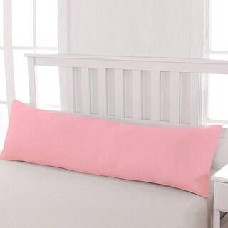 "NTBAY Microfiber Body Pillow Pillowcase, Envelope Closure, 20""x 54"""