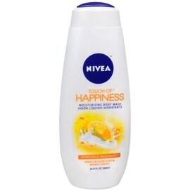 NIVEA Touch of Happiness Moisturizing Body Wash 16.90 oz