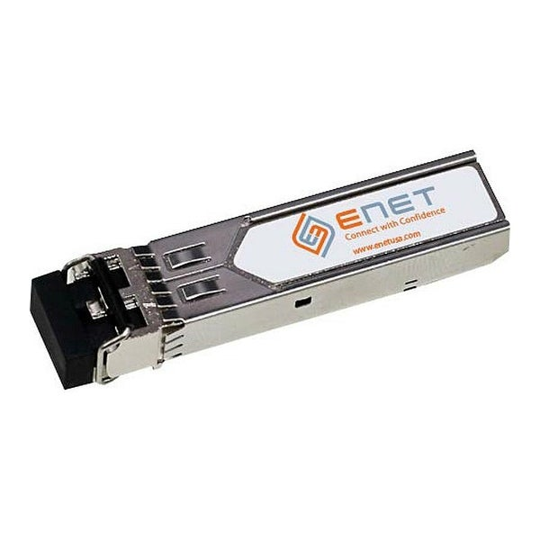 ENET SFP-1G-LX-ENC Arista SFP-1G-LX Compatible 1000BASE-LX SFP 1310nm 10km Duplex LC MMF/SMF 100% Tested Lifetime Warranty and