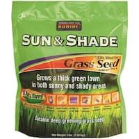Bonide 60221 Sun & Shade Grass Seed, 3 Lbs