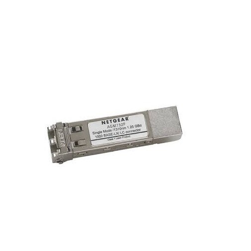 Netgear - Agm732f Fiber 1000Base-Lx Sfp Gbic Module