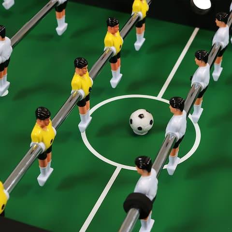 Sunnydaze Foosball Soccer Table Replacement Balls - 36mm Standard Size - 12 Pack - 12 Pack