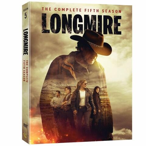Longmire: The Complete Fifth Season - 3 DVD Set