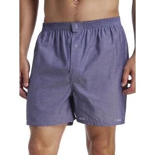 Munsingwear Men's Gripper Woven Boxer - 2 Pack