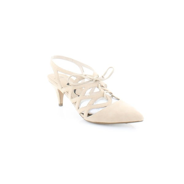 7350494c30 Shop Nina Francie Women's Heels Nude - Free Shipping Today ...
