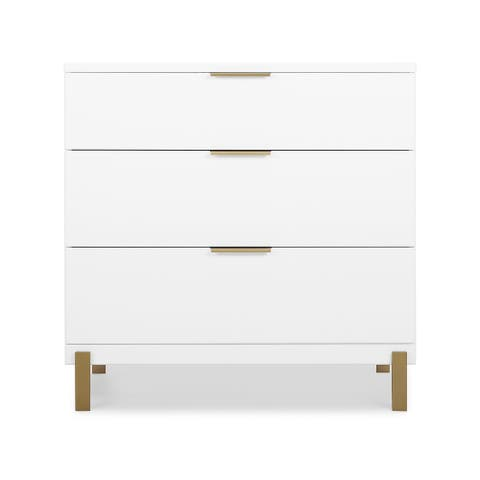 Delta Children Hendrix 3 Drawer Dresser
