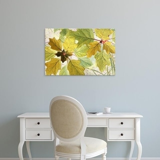 Easy Art Prints Judy Stalus's 'Golden Oak' Premium Canvas Art