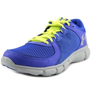 Under Armour Thrill 2 Round Toe Synthetic Sneakers