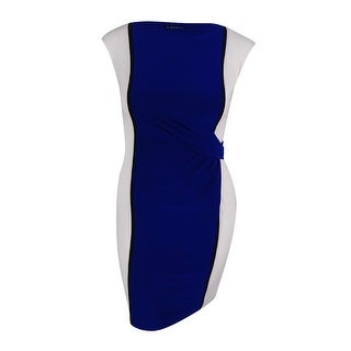 Ralph Lauren Women's Ruched Jersey Dress - 10