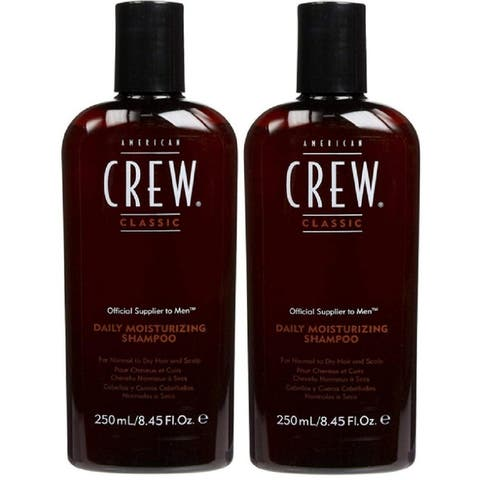 American Crew Daily Moisturizing Shampoo 33.8 Ounce Pack Of 2