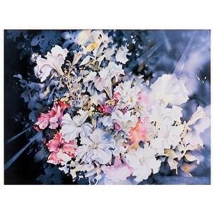 ''Morning Glories'' by David Maddern Fairfield Art Publishing Art Print (11 x 14 in.)
