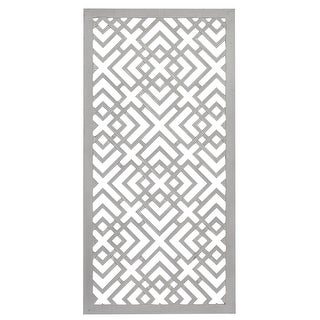 """Link to Large White Rectangular Wood Wall Decor 24"""" x 48"""" Similar Items in Wood Wall Art"""