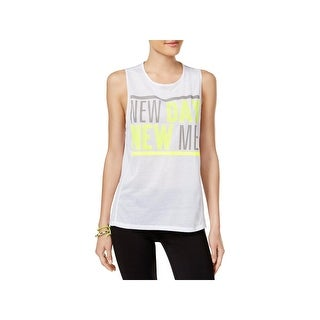 Energie Womens Juniors Harlow Tank Top Fitness & Yoga Workout