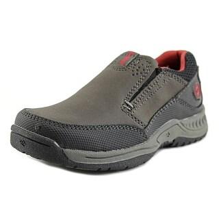 Nunn Bush Esker Round Toe Leather Loafer