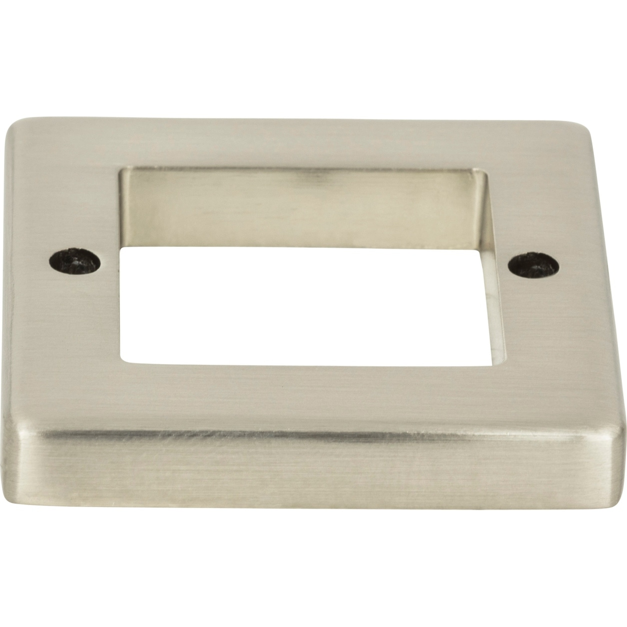 Atlas Homewares 392  Tableau 1-7/8 Long Cabinet Pull Backplate (Polished Nickel)