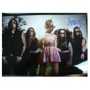 Signed In This Moment 12x18 Photo autographed