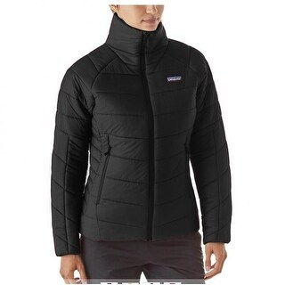 Patagonia Women's Hyper Puff Black Jacket