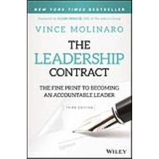 Leadership Contract - Vince Molinaro