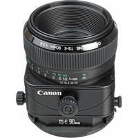 Canon TS-E 90mm f/2.8 Tilt-Shift Lens (International Model)
