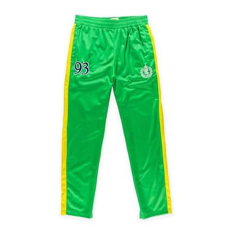 Ecko Unltd. Mens Crown Lion Athletic Track Pants