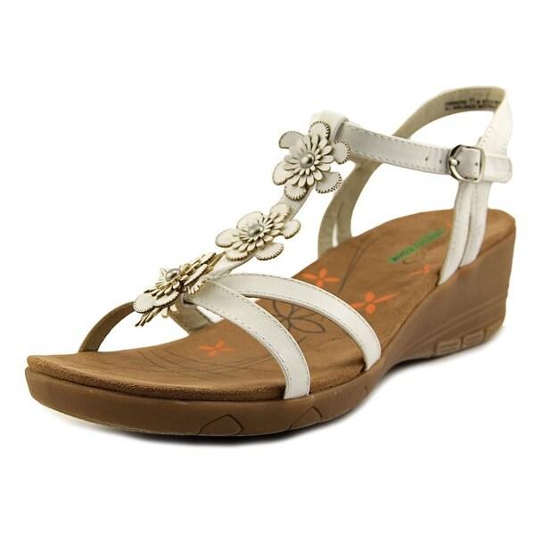 Shop Baretraps Hammond Open Toe Synthetic Wedge Sandal