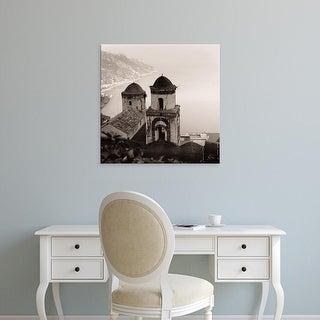 Easy Art Prints Alan Blaustein's 'Ravello Vista' Premium Canvas Art