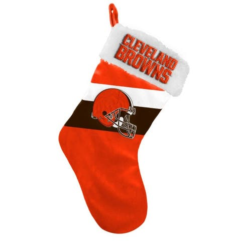 Cleveland Browns Stocking Holiday Basic